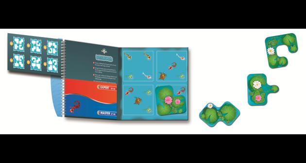 Magnetische Reisespiele Unterwasserwelt