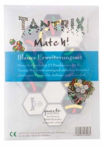 Tantrix Blaue Erweiterung Match