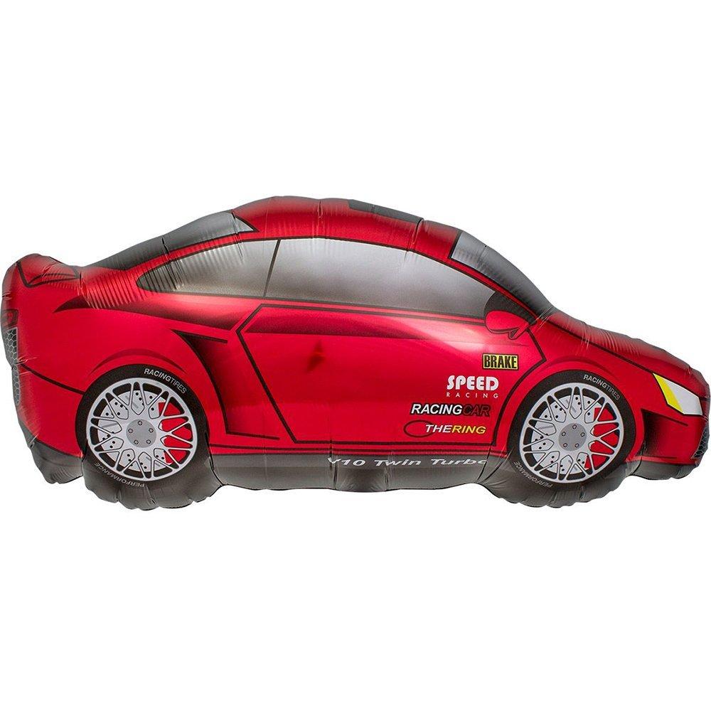 Sports Car Folienfigur