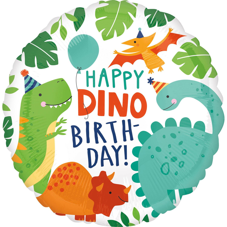 Folienballon Dino-Mite Party - 65622