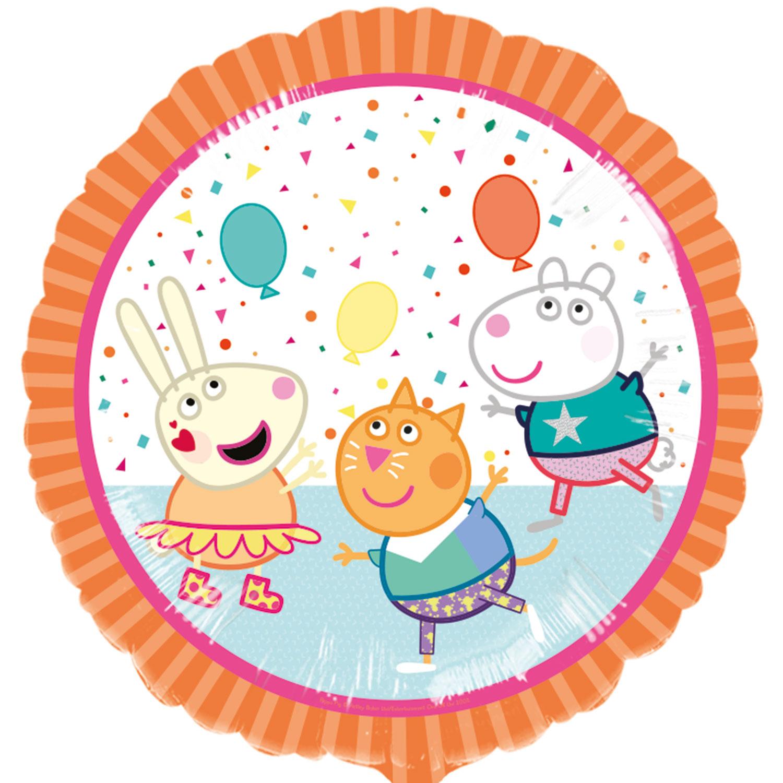 Folienballon Standard Peppa Pig - 64033