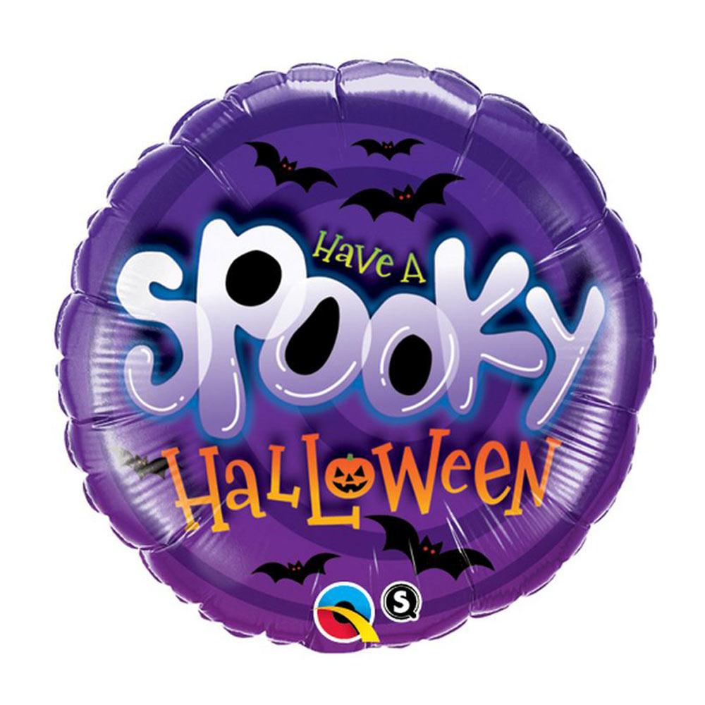 Folienballon Spooky Halloween