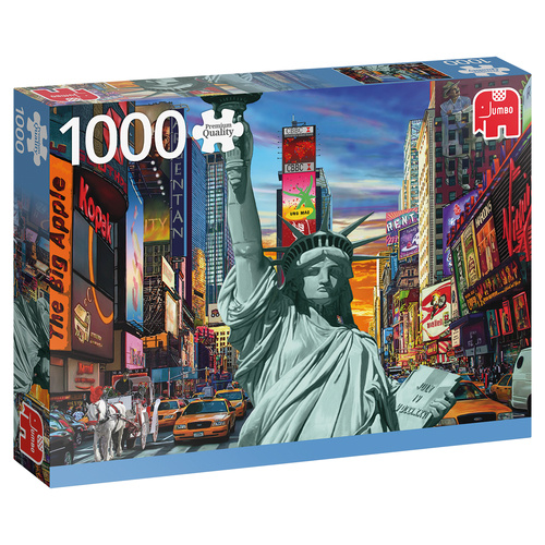 Puzzle New York Collage - 1000 Teile