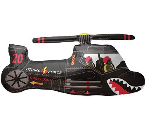 Hubschrauber  Folienfigur