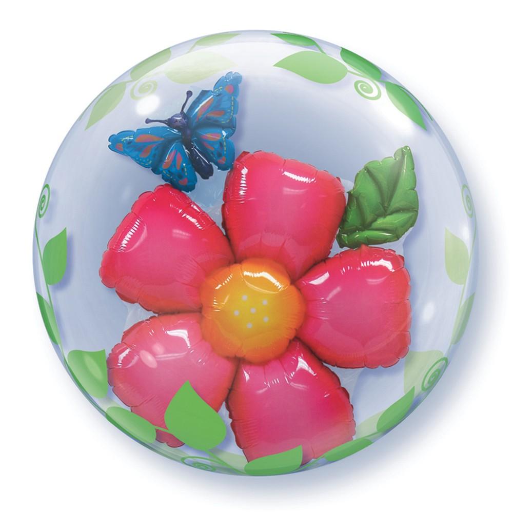 Double Bubble Leaves Flower - 1 Stück