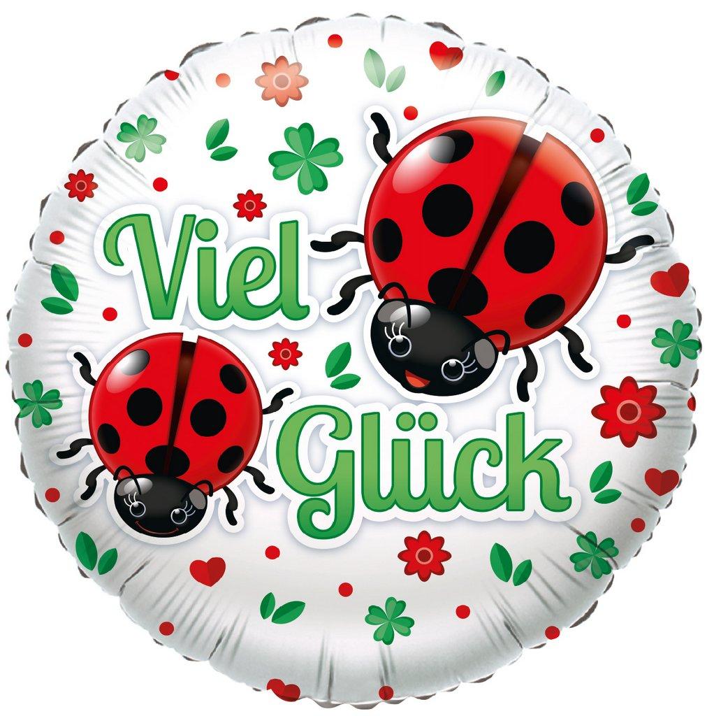 Folienballon Glückskäfer - 60316