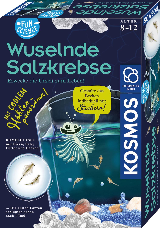 Kosmos Funs Science Wuselnde Salzkrebse