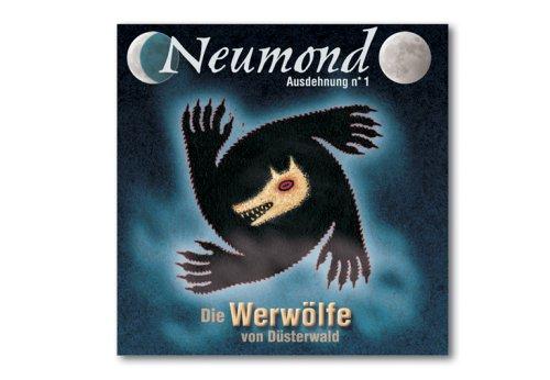 Neumond - Erweiterung Nr. 1 Werwölfe von Düsterwald