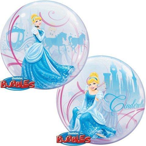 Bubble Cinderella Royal Debut