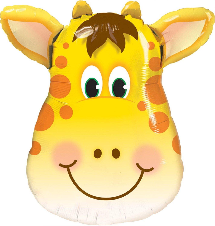Folienballon Jolly Giraffe 32in/80cm