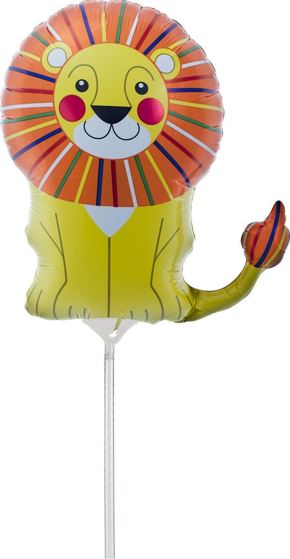 Folienfiguren Löwe 14in/35cm