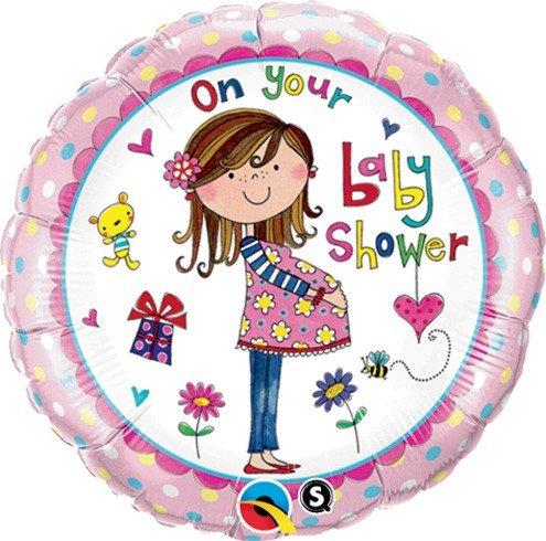 Rachel Ellen - On Your Baby Shower 18in/46cm