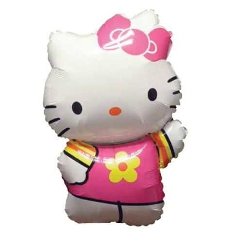 Folienballon Hello Kitty Summer  - 58242