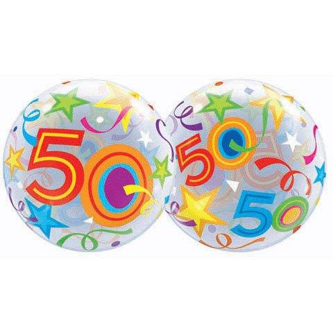 Bubble Brilliant Stars 50
