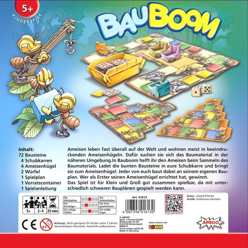 Bauboom