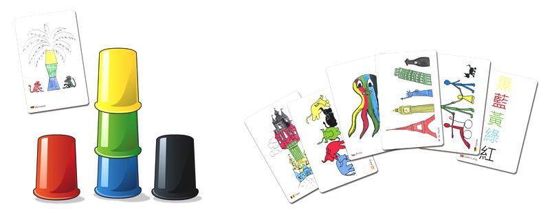 Speed Cups 5-er Päckchen Karten Fan-Edition