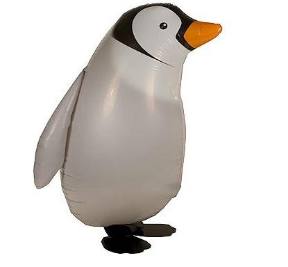 Walking Balloon Pinguin - 58470