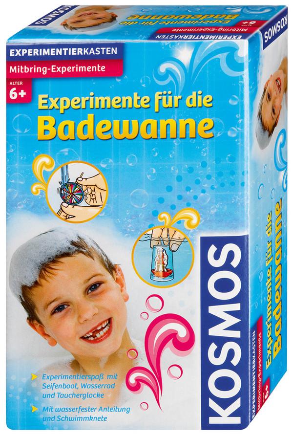 Kosmos Mitbringexperimente Für die Badewanne
