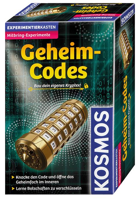 Kosmos Mitbringexperiment Geheim-Codes