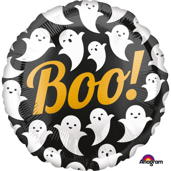 Folienballon Boo-Ghosts