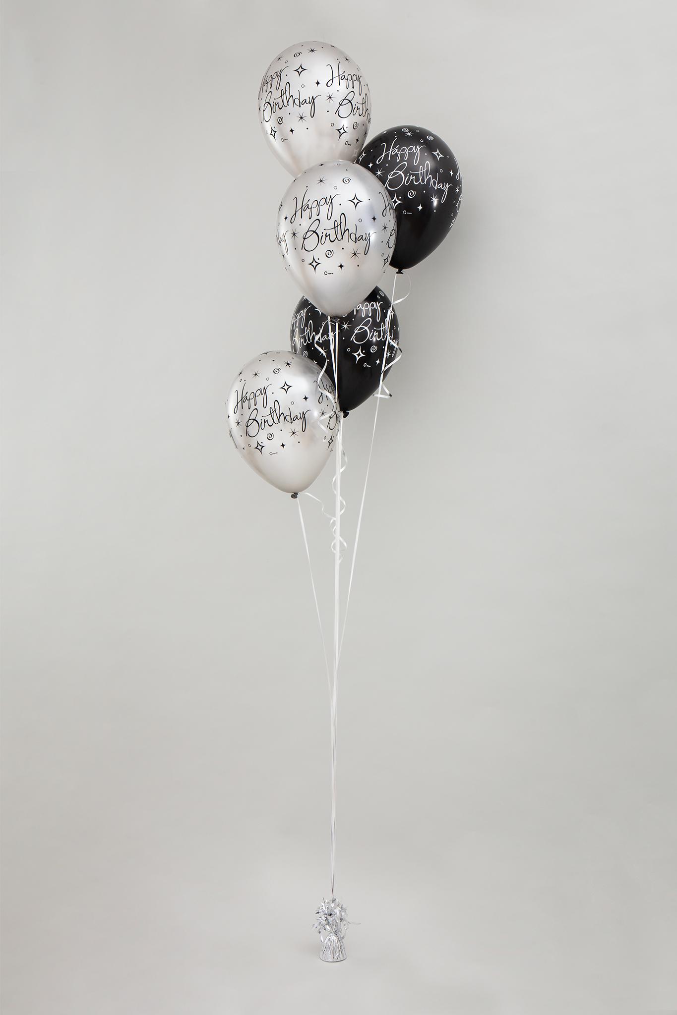 Bouquet aus 5 x Latexballons
