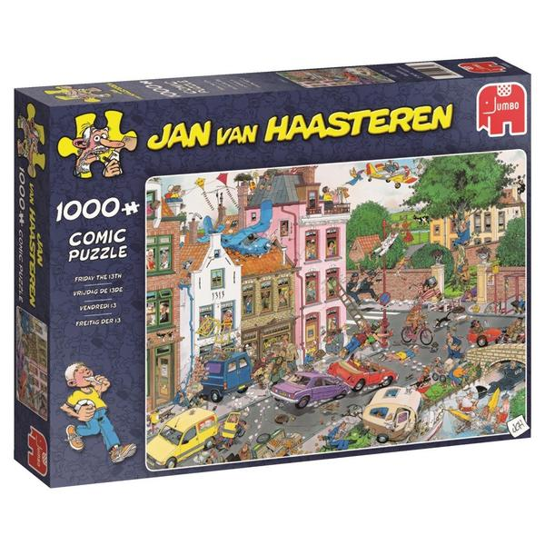 Jan van Haasteren -  Freitag der 13te