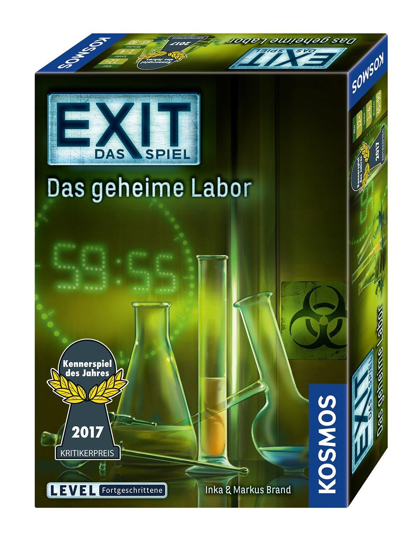 EXIT - Das geheime Labor