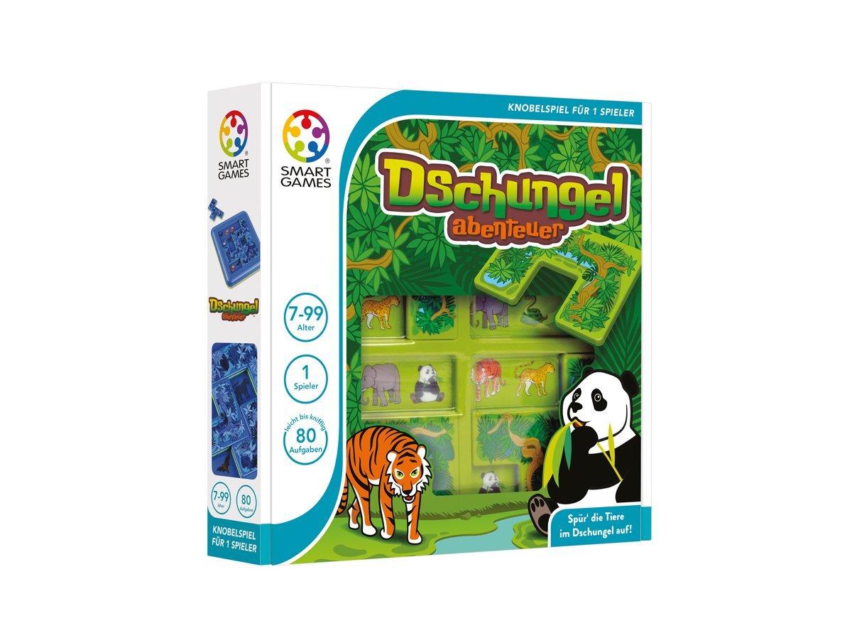 SmartGames Dschungel - Abenteuer