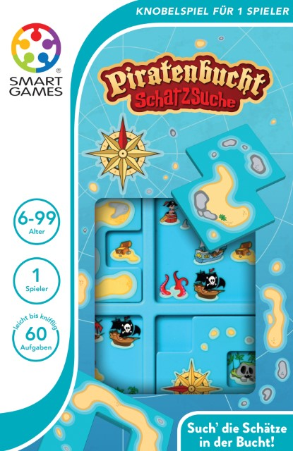 SmartGames Piratenbucht