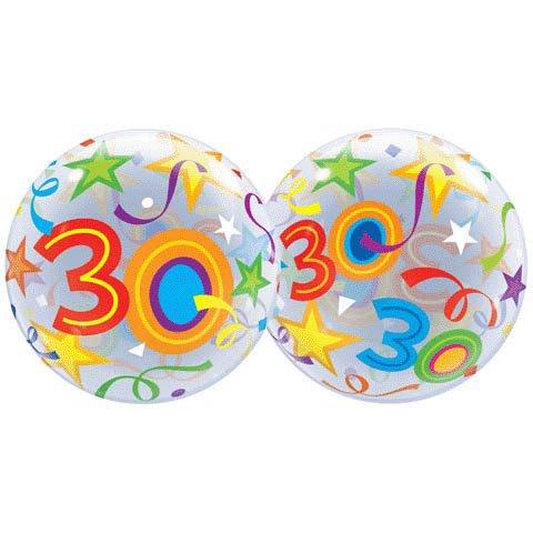 Bubble Brilliant Stars 30