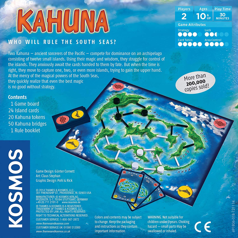 Kosmos Kahuna Spielmagie für Zwei