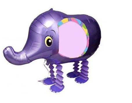 Walking Balloon Elefant - 58469