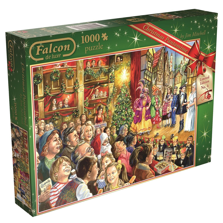 Falcon Christmas Pantomime