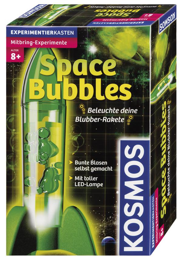 Kosmos Mitbringexperimente Space-Bubbles