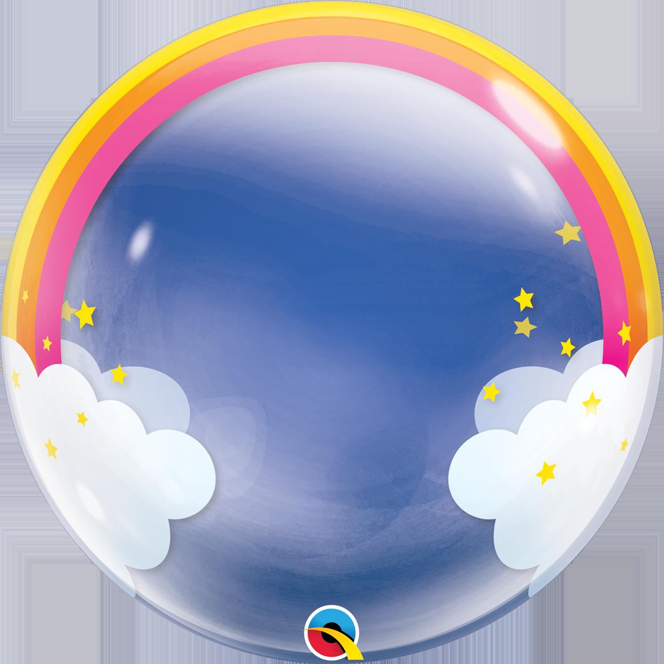 Decobubble Rainbow Clouds - 64848